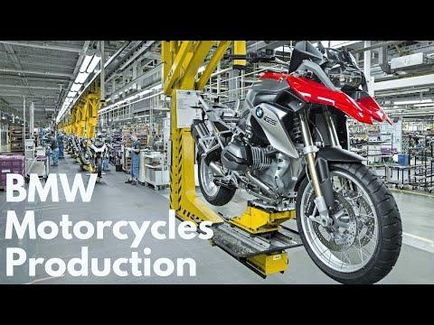 Bmw Motosiklet Üretim Fabrikası