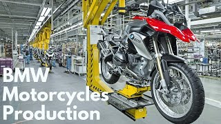 BMW Motorcycles Production