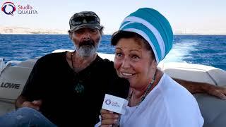 Emission Spécial Eilat: Didier et Hanna Uzan