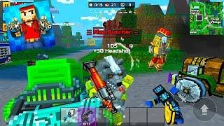 Скачать pixel battle royale - смотерть онлайн - Видео