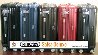 Rimowa - Salsa Deluxe Collection