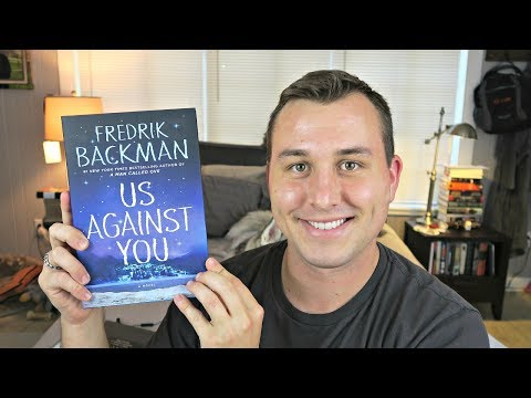 Book Review & Discussion   Us Against You