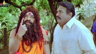 Madatha Kaaja Movie Scenes | Ali Comedy with JP | Latest Telugu Scenes | Sri Balaji Video