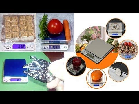 Daniu 3000g 0.1g Digital Scale Unboxing and Testing - Ηλεκτρονική ζυγαριά