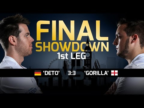 FIFA FIWC 2017: The Final Showdown