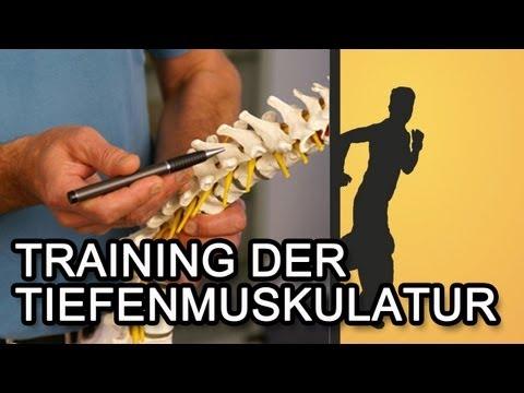 Übungen für chronische Rückenschmerzen