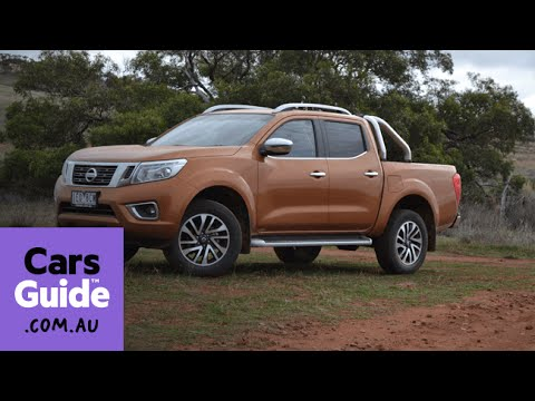2015 NP300 Nissan Navara review | first drive
