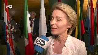 Entrevista exclusiva a Ursula von der Leyen