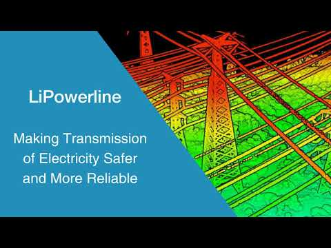 GreenValley International_Transmission Tower Powerline Inspection_LiPowerline