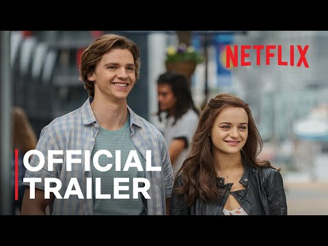The Kissing Booth 2 Movie Trailer