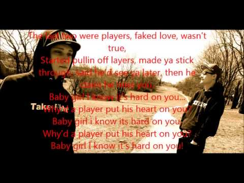 Hard On You Take Flight lyrics (On Screen)