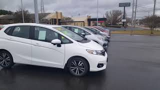 2018 Honda Fit Sales Event