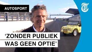 Formule 1 in Zandvoort uitgesteld naar 2021
