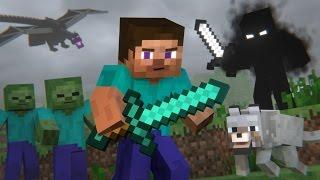 Animation Life (Minecraft Animation)