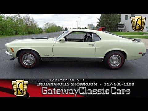 Video of '70 Mustang - L70Y