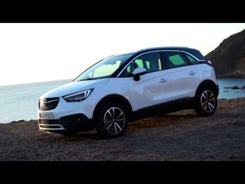 Stylisher Opel Crossland X: So praktisch kann ein Designerstück sein