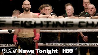 Bareknuckle Boxing & The World's Favorite Opioid: VICE News Tonight Full Episode