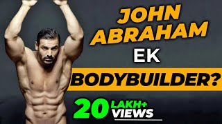 John Abraham Could He Be A Bodybuilder? | John Abraham Workout Bodybuilding | Satyamev Jayate