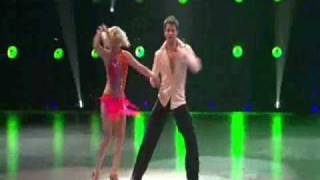 anya and pasha - hot dance