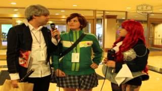 [Anime USA 2014] Cosplayer Interviews