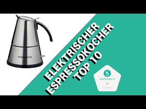 ++Elektrischer Espressokocher Test & Vergleich ► Welche Modelle sind die Besten? | Kaufberater.io TV