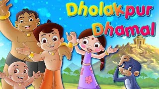 Chhota Bheem - Dholakpur Dhamal | Fully Entertaining