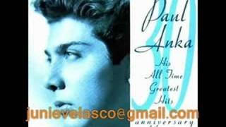 Paul Anka Lonely Boy