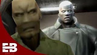 Evolution of Mr.X & Tyrant T-103 in Resident Evil series ( 1998 - 2019 )