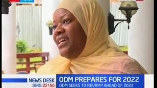 ODM Party prepares for 2022 campaigns