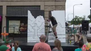 Irish Fest Featuring Art by Perspective Collective