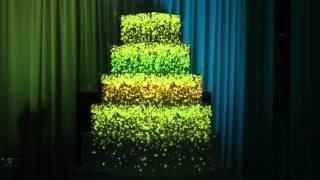 BIRTHDAY DISNEY CAKE