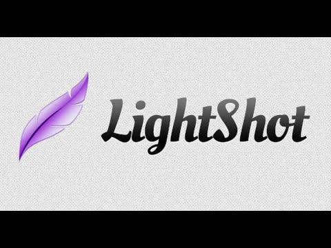 Как сделать скриншот? Lightshot.