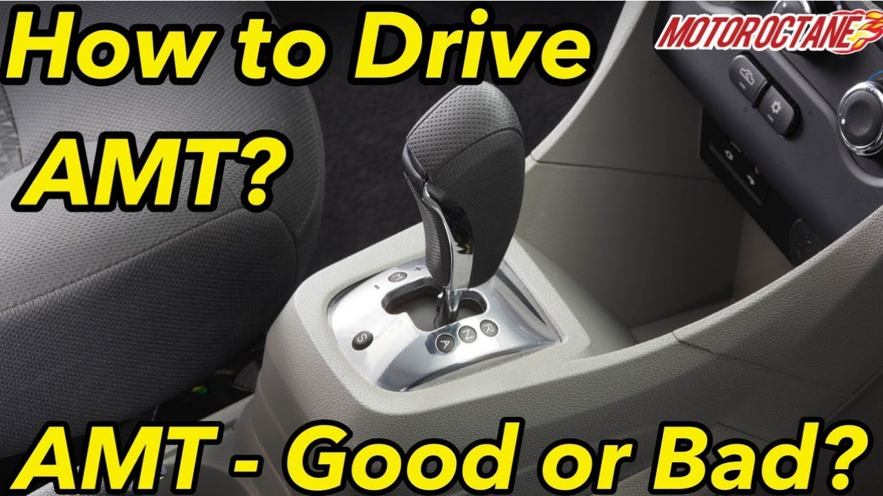 Motoroctane Youtube Video - AMT - Good or Bad? How to Drive AMT in Hindi | Most Detailed | MotorOctane