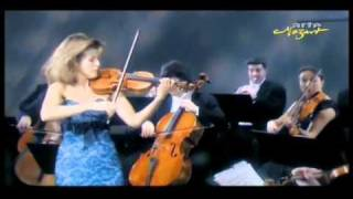 Anne Sophie Mutter- Violin Concert  part 1