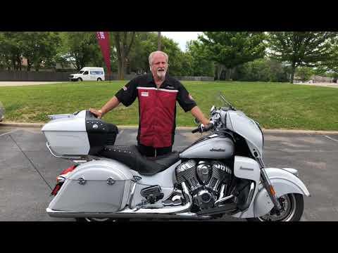 2018 Indian Roadmaster® ABS in Muskego, Wisconsin