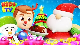 We Wish You A Merry Christmas | Super Supremes Cartoons | X'mas Songs for Kids