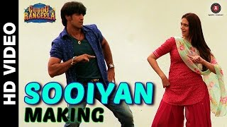 Making of Sooiyan - Guddu Rangeela | Aditi Rao Hydari and Amit Sadh