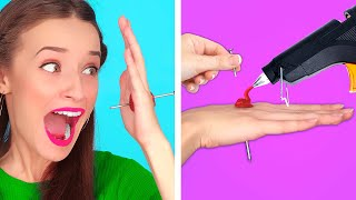 BACK TO SCHOOL PRANKS TO PULL ON FRIENDS AND TEACHERS || Funny DIY Pranks by 123 GO!