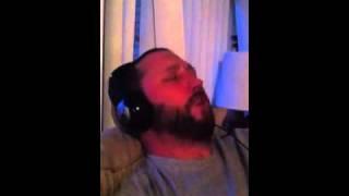 Jd singing Dropkick Murphys - Curse of a Fallen Soul