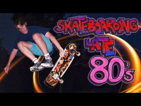 Spierig Brothers' Late 80's Skateboarding