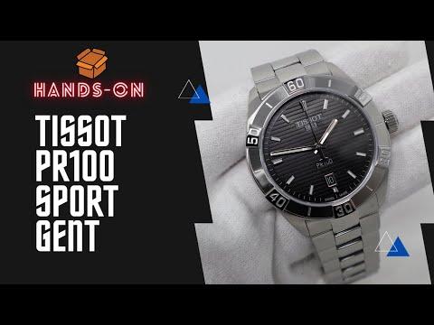 Tissot PR 100 Sport Gent T1016101105100