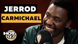 Ebro In The Morning - Jerrod Carmichael Says Beyoncé Is Better Than MIchael Jackson + Trump Is Funnier Than Most Comedians