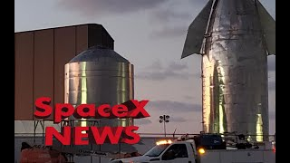 SpaceX Starship Construction NEWS