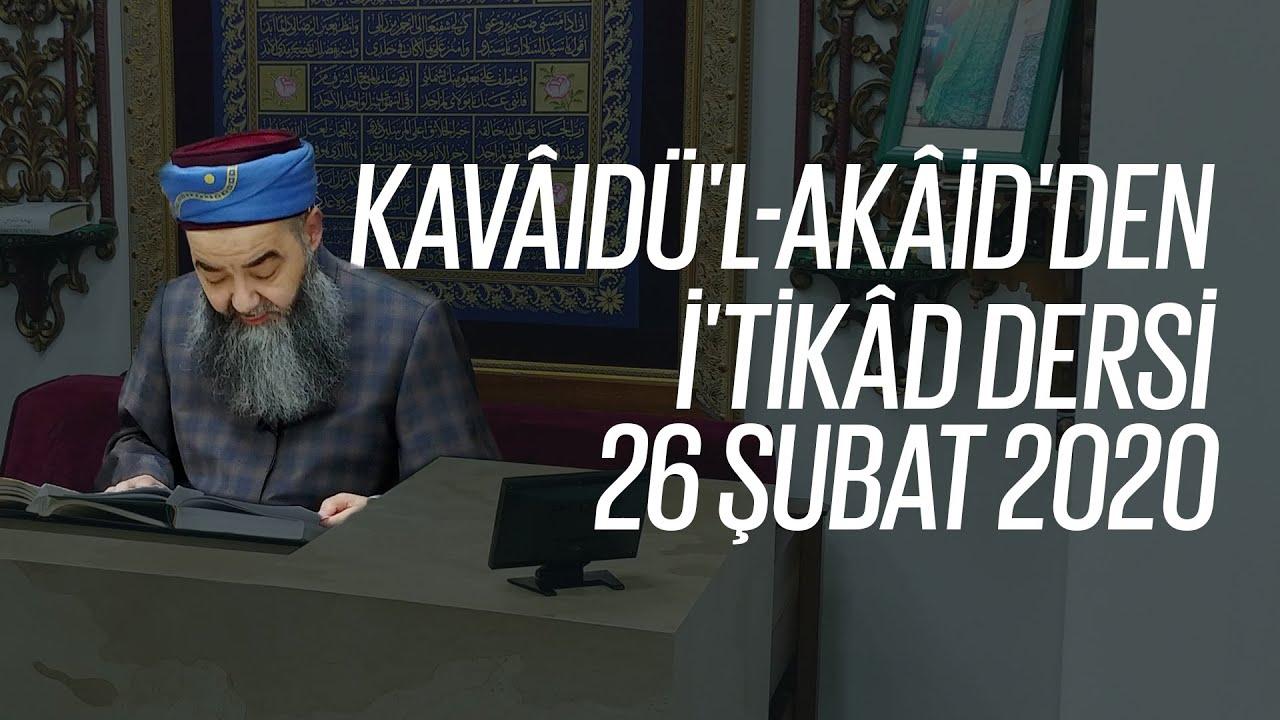 Kavâidü'l Akâid Dersi 28. Bölüm