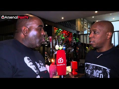 """Ian Wright:  """"I want Wenger Out""""  - (Frustrated & Angry)"""