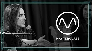 A Masterclass with Nuno Bettencourt