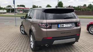 Land Rover Discovery Sport, младший брат