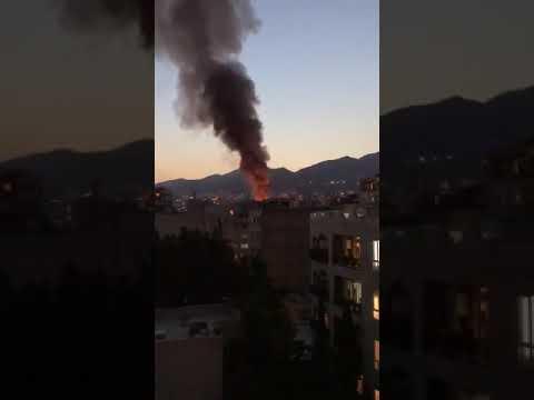 Tahran'da Klinikte Patlama: 33 Ölü ve Yaralı