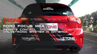 ford focus st line x 2019 exhaust - TH-Clip