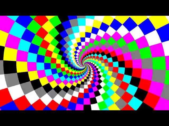 Hipnosis De Colores